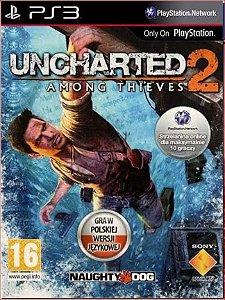 uncharted 2 ps3 psn midia digital