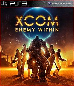 xcom enemy within ps3 psn midia digital