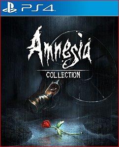 amnesia collection ps4 midia digital