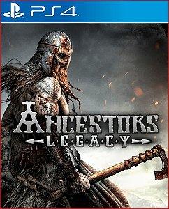 ancestors legacy ps4 midia digital