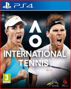 ao international tennis ps4 midia digital