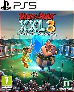 asterix & obelix xxl3: the crystal menhir ps5 midia digital