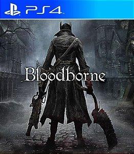 BLOODBORNE PS4 MÍDIA DIGITAL