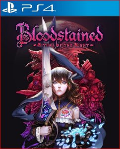 BLOODSTAINED RITUAL OF THE NIGHT PS4 MÍDIA DIGITAL