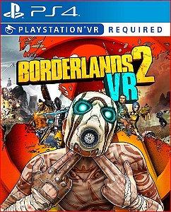 BORDERLANDS 2 VR PS4 MÍDIA DIGITAL