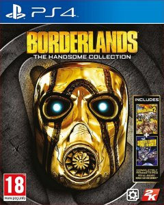 BORDERLANDS - THE HANDSOME PS4 PSN MÍDIA DIGITAL