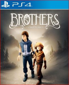 BROTHERS A TALE OF TWO SONS PS4 MÍDIA DIGITAL