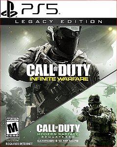 call of duty infinite warfare legacy edition ps5 midia digital