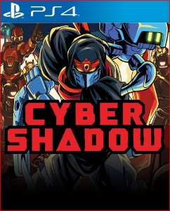 CYBER SHADOW PS4 MÍDIA DIGITAL