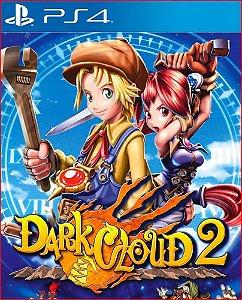 DARK CLOUD 2 PS4 MÍDIA DIGITAL