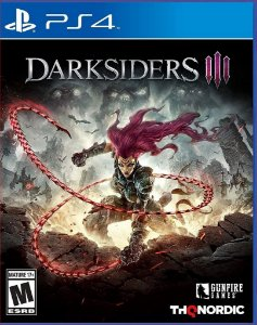 DARKSIDERS 3 PS4 MÍDIA DIGITAL