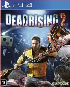 DEAD RISING 2 PS4 MÍDIA DIGITAL