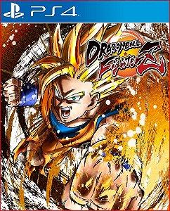 Dragon Ball FighterZ Ps4 Mídia Digital