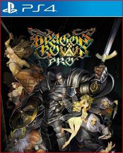 DRAGONS CROWN PRO PS4 MÍDIA DIGITAL - PROMOÇÃO