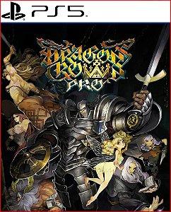 DRAGONS CROWN PRO PS5 MÍDIA DIGITAL