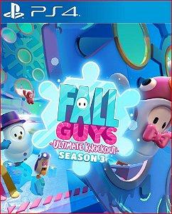FALL GUYS: ULTIMATE KNOCKOUT PS4 PSN MÍDIA DIGITAL