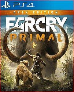 FAR CRY PRIMAL APEX EDITION PS4 MÍDIA DIGITAL