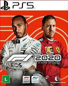 f1 2020 PS5 Midia digital