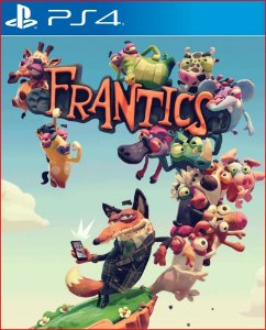 FRANTICS PS4 MÍDIA DIGITAL