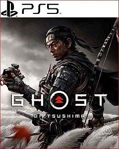 GHOST OF TSUSHIMA PS5 PSN MIDIA DIGITAL