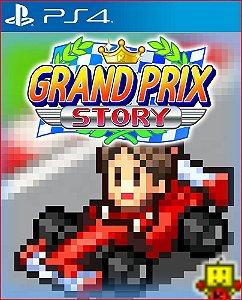 GRAND PRIX STORY PS4 MÍDIA DIGITAL
