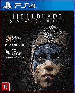 hellblade senuas sacrifice portugues ps4 midia digital