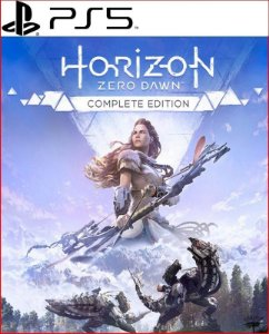 Horizon Zero Dawn Complete Edition Português Ps5 Psn Mídia Digital