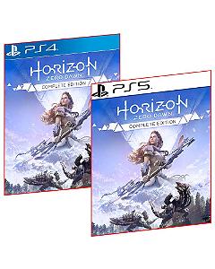 HORIZON ZERO DAWN: COMPLETE EDITION PS4 E PS5 MÍDIA DIGITAL