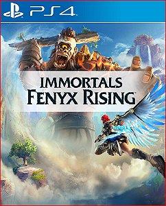 IMMORTALS FENYX RISING | PS4 | MÍDIA DIGITAL