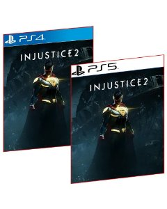 INJUSTICE 2 PS4 E PS5 MÍDIA DIGITAL PROMOÇÃO