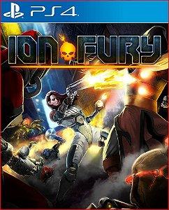 ION FURY PS4 MÍDIA DIGITAL
