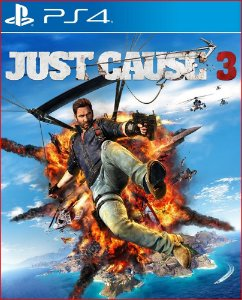 JUST CAUSE 3 PS4 MIDIA DIGITAL