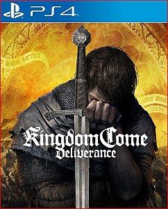 KINGDOM COME DELIVERANCE PS4 MÍDIA DIGITAL
