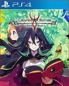 Labyrinth of Refrain: Coven of Dusk Ps4 Mídia Digital