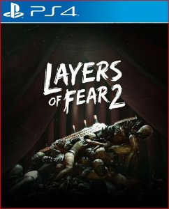 LAYERS OF FEAR 2 PS4 MÍDIA DIGITAL PORTUGUÊS
