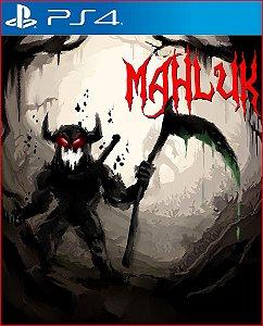MAHLUK: DARK DEMON PS4 MÍDIA DIGITAL