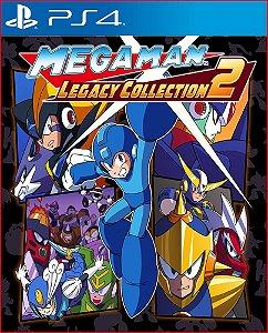 Mega Man Legacy Collection 2 PS4 Mídia Digital PSN