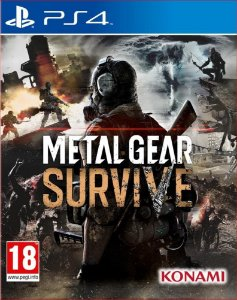Metal Gear Survive Ps4 Mídia Digital