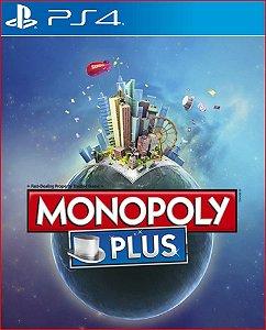 MONOPOLY PLUS PS4 MÍDIA DIGITAL