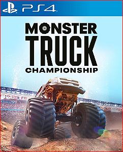 MONSTER-TRUCK-CHAMPIONSHIP PS4 MÍDIA DIGITAL