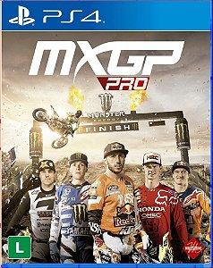 MXGP PRO PS4 MÍDIA DIGITAL