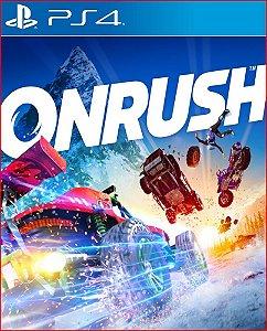 ONRUSH PS4 MÍDIA DIGITAL