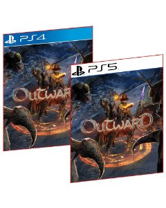 OUTWARD PS4 E PS5 MÍDIA DIGITAL