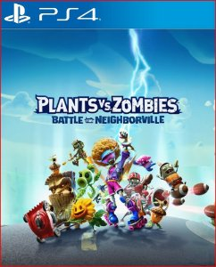 PLANTS VS. ZOMBIES BATTLE FOR NEIGHBORVILLE PS4 MÍDIA DIGITAL