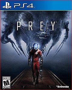 PREY PS4 MÍDIA DIGITAL