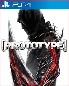 PROTOTYPE PS4 MÍDIA DIGITAL