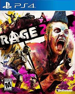 RAGE 2 PS4 MÍDIA DIGITAL