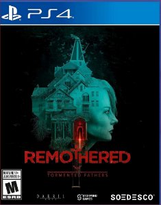 REMOTHERED TORMENTED FATHERS PS4 MÍDIA DIGITAL