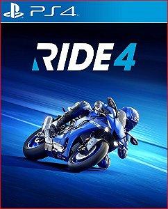 ride 4 ps4 midia digital