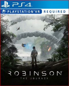 ROBINSON THE JOURNEY PS4 MÍDIA DIGITAL
